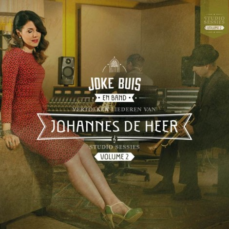 Joke Buis – Johannes de Heer studio sessies volume 2